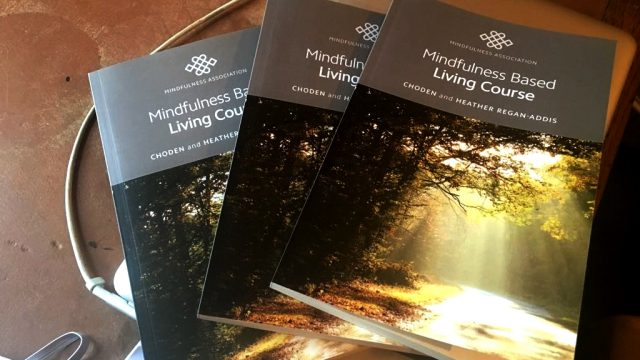 Mindfulness-Based Living Course Book