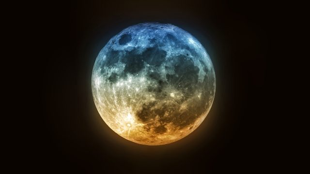 The Mindful Moon