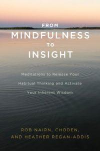 Mindfulness to Insight