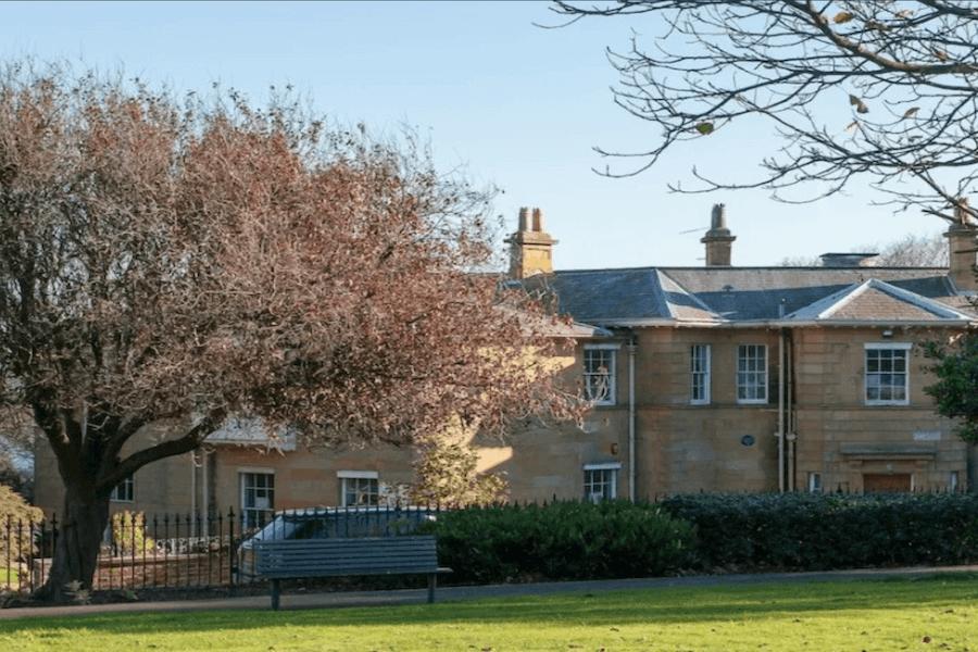 Londesborough_Lodge