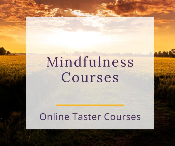 Mindfulness Online Taster Courses