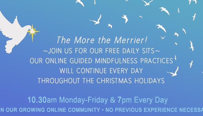 Free Daily Online Meditation