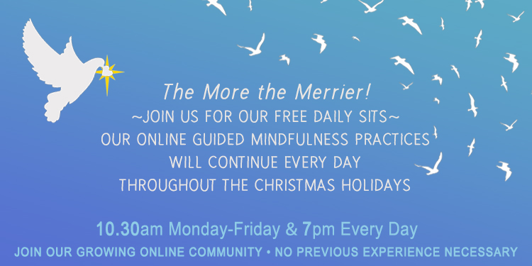 Free Daily Online Meditation