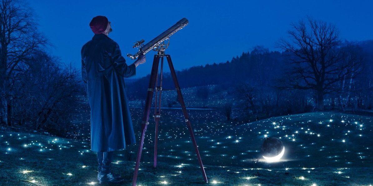 Looking for stars - Erik Johansson
