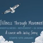 stillness through movement