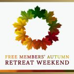 autumn membership weekend free to members 2