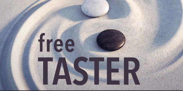 free taster engaged mindfulness
