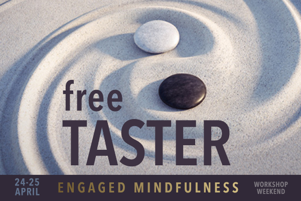 free taster engaged mindfulness