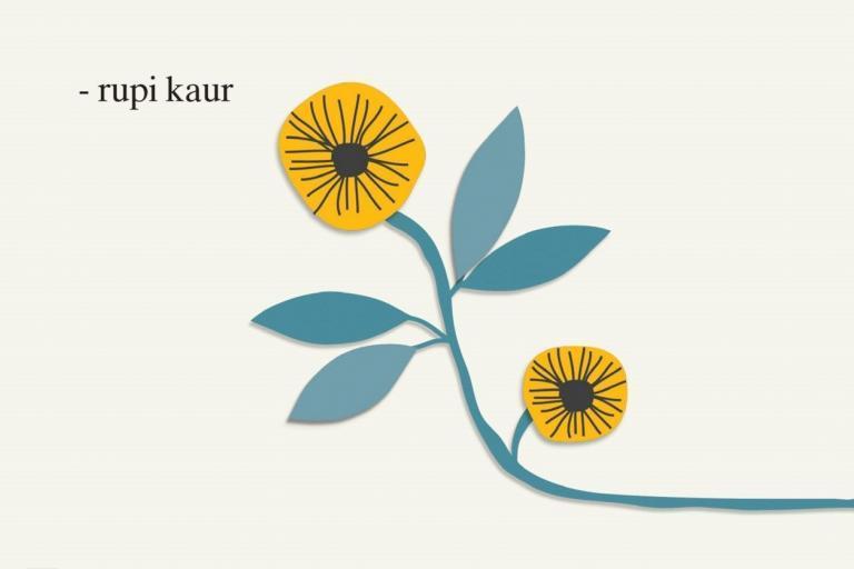 the recipe of life - rupi kaur