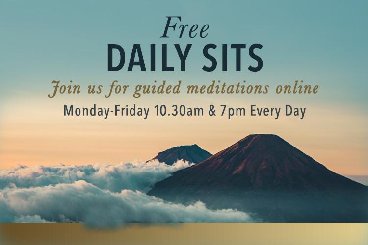 free daily online mindfulness meditation 2