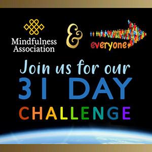 online mindfulness 31-DAY-CHALLENGE